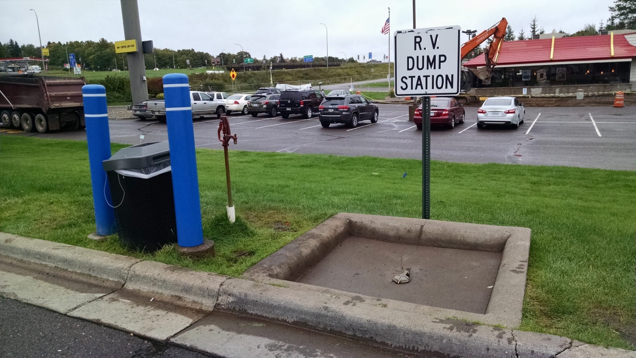 Free Rv Dump Station At Holiday Stationstores In Proctor